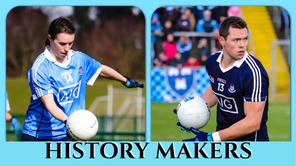 HISTORIC DAY AWAITS IN CROKE PARK ON SATURDAY