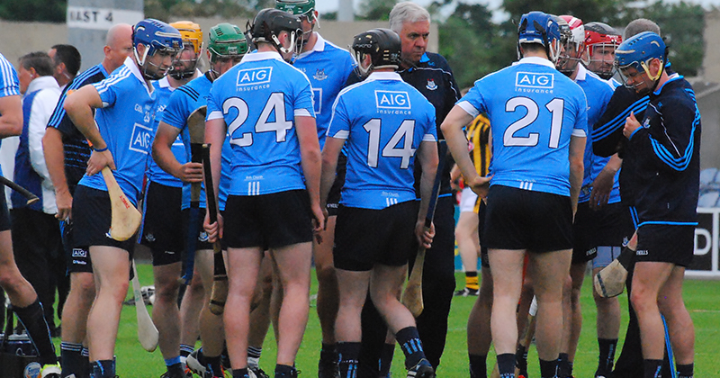 CLARE HAND DUBLIN THIRD LEAGUE DEFEAT AFTER LATE COMEBACK IN ENNIS