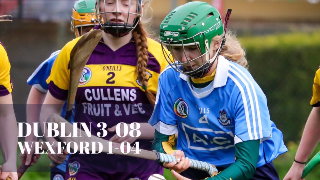 DUBLIN QUALIFY FOR LEINSTER SEMI'S WITH VICTORY OVER WEXFORD