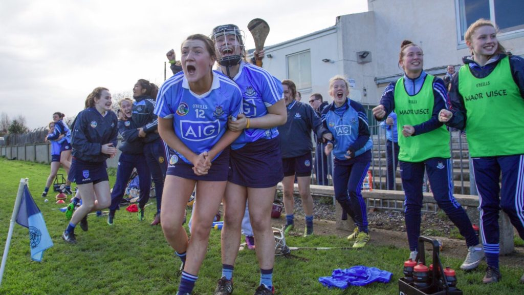 DUBLIN MINORS WIN THRILLER AT THE DEATH