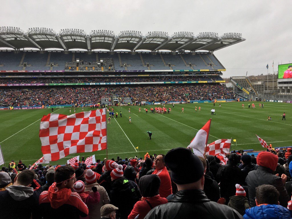 HISTORIC DAY FOR CUALA AS THEY WIN ALL IRELAND SENIOR HURLING CLUB TITLE