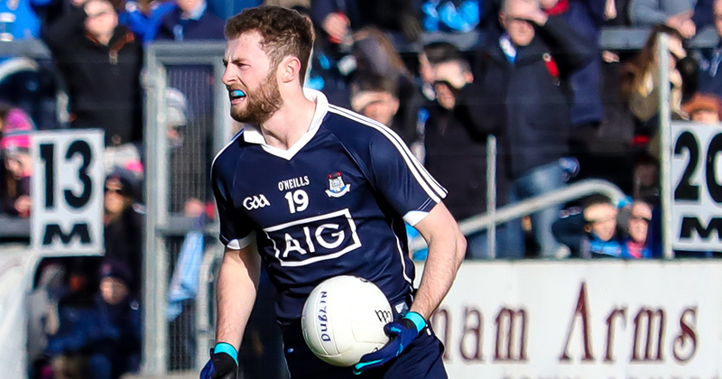 GAVIN UNHAPPY WITH SIGERSON FALL OUT