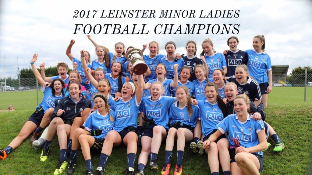 MATCH REPORT: DUBLIN v KILDARE LEINSTER MINOR FOOTBALL FINAL