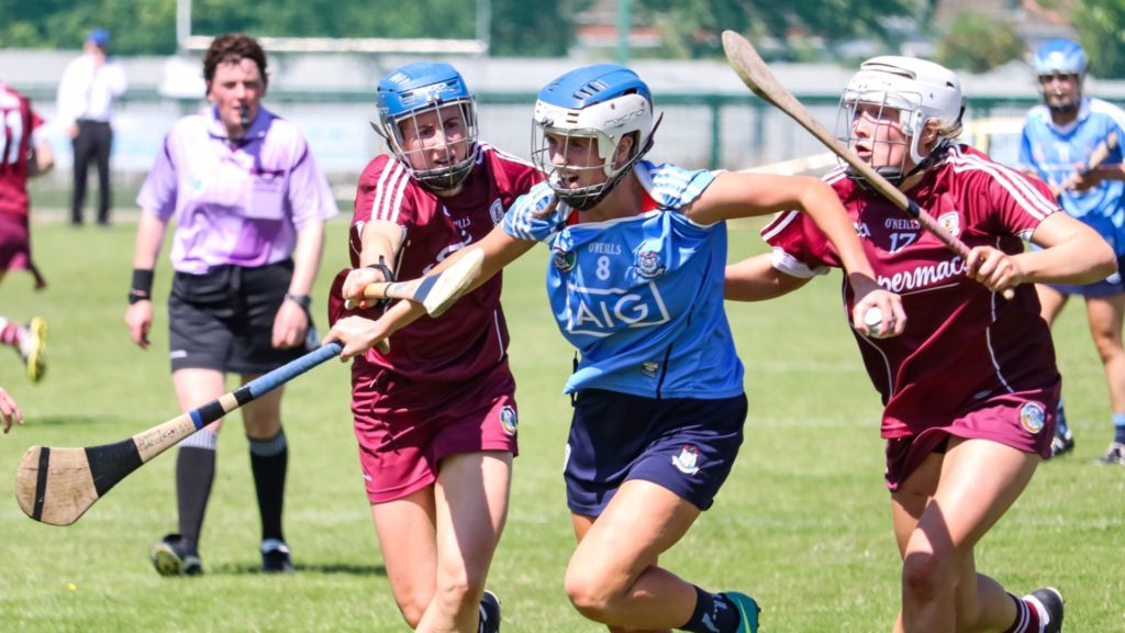 GALWAY FIND THE EXTRA GEARS TO BURN OFF DUBLIN