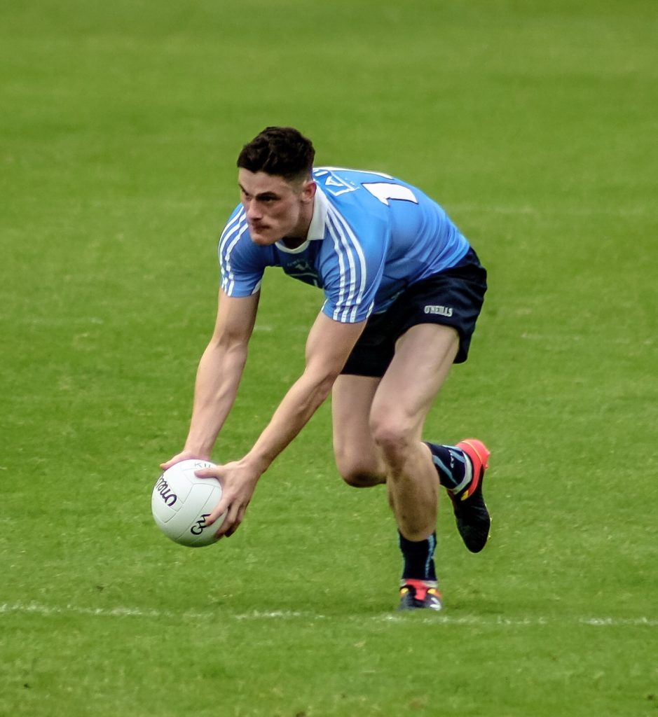 Dublin Player Diarmuid Connolly
