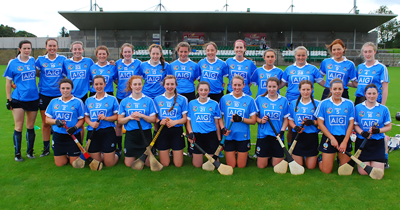 DUBLIN PREMIER JUNIORS ROMP TO VICTORY OVER WICKLOW