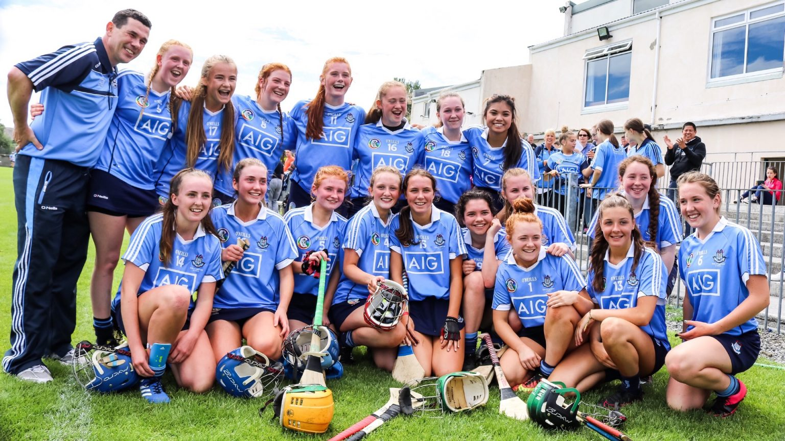 DUBLIN U16A CAMOGIE PANEL AIMING TO CLAIM LIMERICK SCALP IN CHAMPIONSHIP TUSSLE