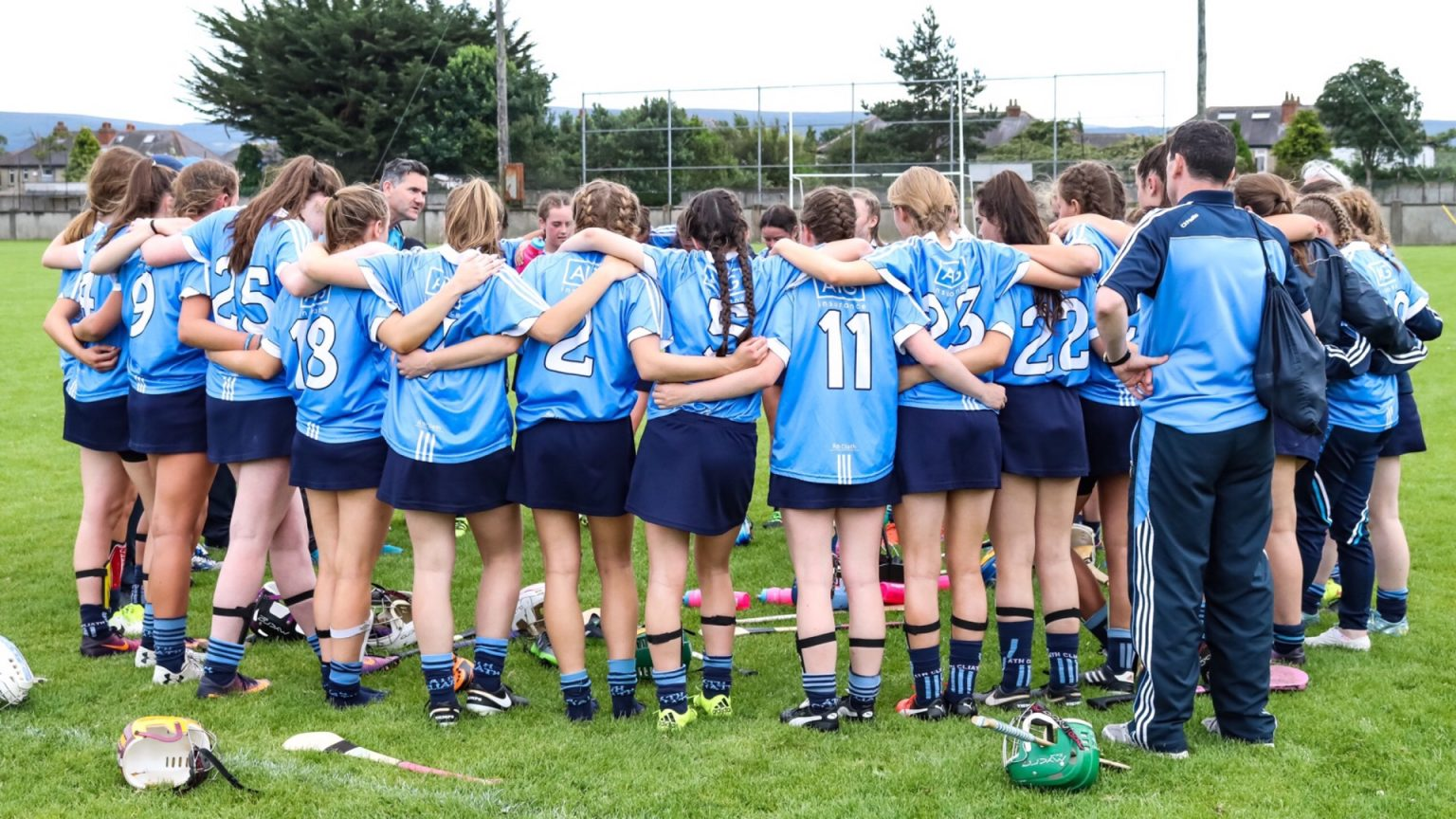 DUBLIN U16B CAMOGIE PANEL TO FACE WESTMEATH IS NAMED