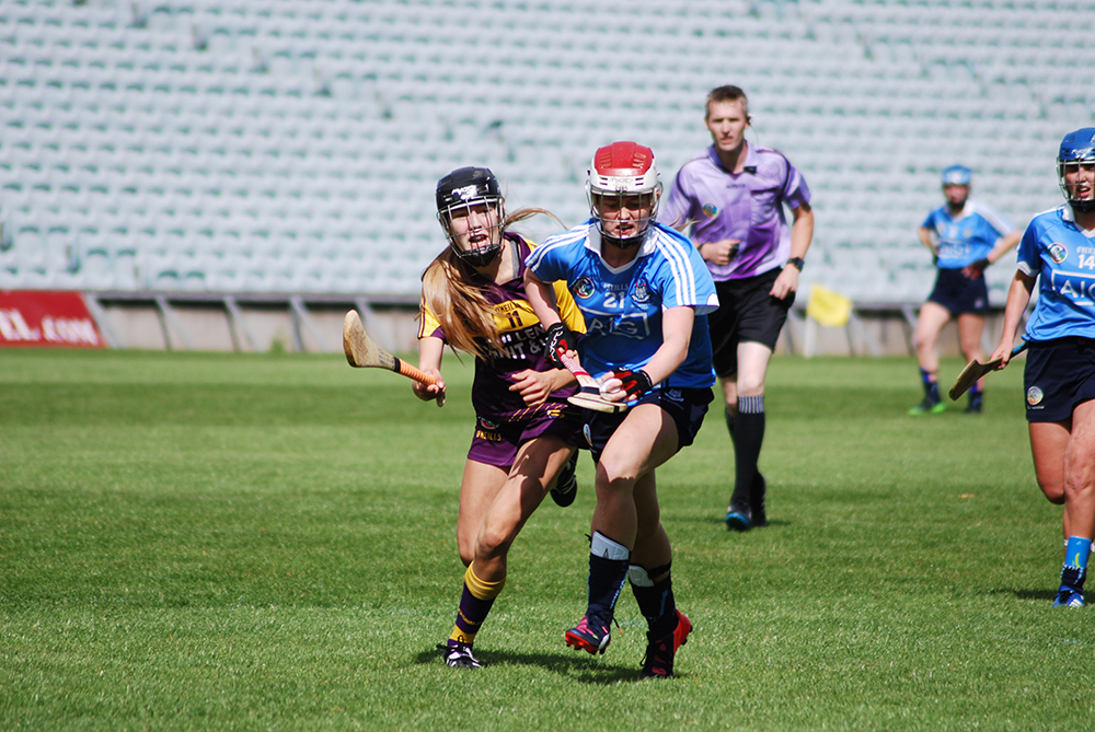 STRONG FINISH NOT ENOUGH AS U16's BOW OUT OF ALL IRELAND CAMOGIE CHAMPIONSHIP