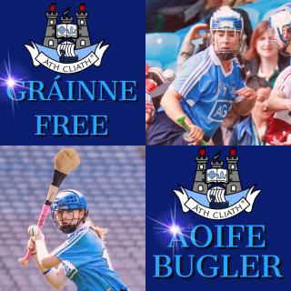 Dublin's Gráinne Free And Aoife Bugler, Soaring Star Award