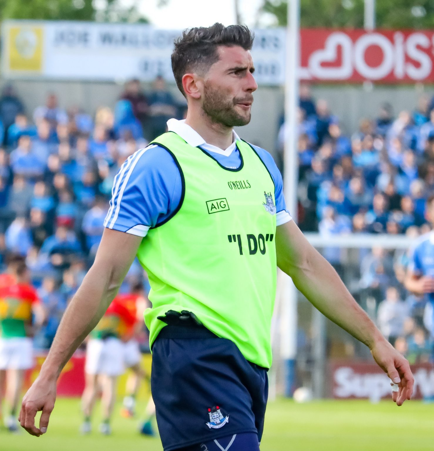 DUBLIN TO FACE EITHER OFFALY OR WICKLOW IN 2018 LEINSTER