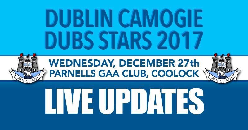 DUBLIN CAMOGIE DUBS STARS 2017