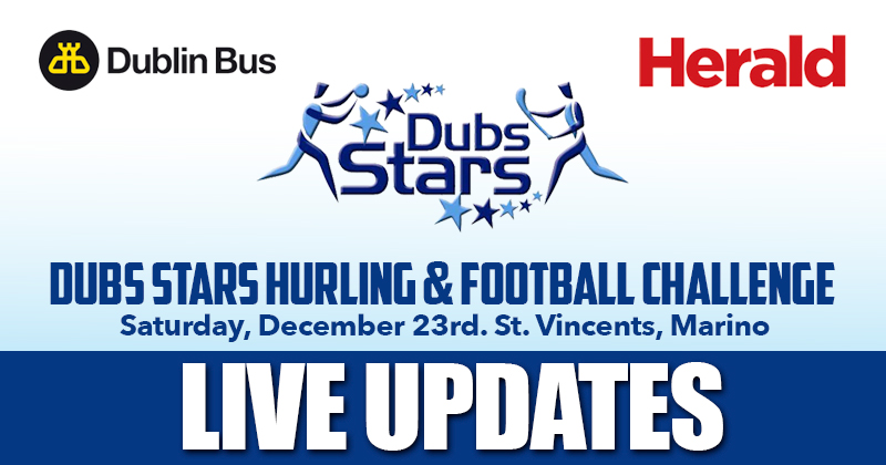 DUBS STARS 2017 CHALLENGE – LIVE UPDATES