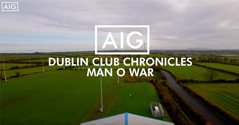 DUB CLUB CHRONICLES VOLUME 9: MAN O'WAR