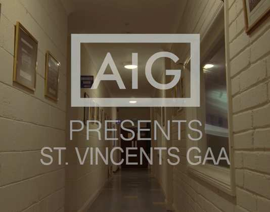 St. Vincents GAA AIG Chronicles