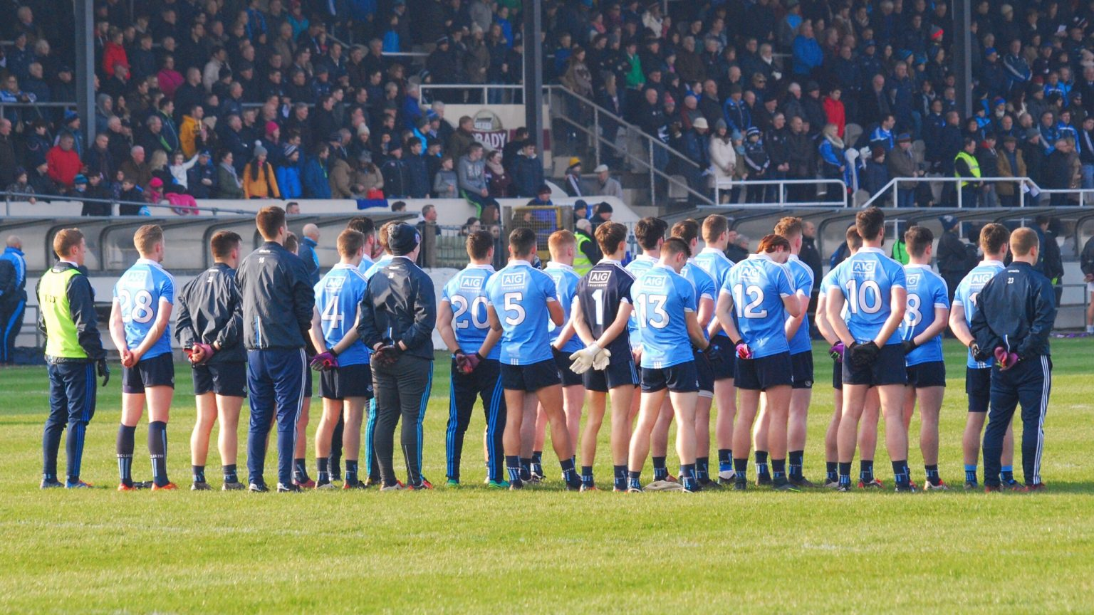 DUBS TO EXPERIMENT AGAIN IN O'BYRNE CUP DEFENCE