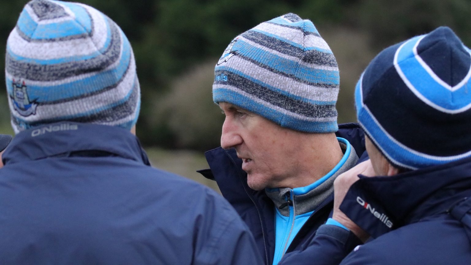 BYRNE, BASQUEL AND O'GARA GIVE GAVIN AND CLARKE FOOD FOR THOUGHT