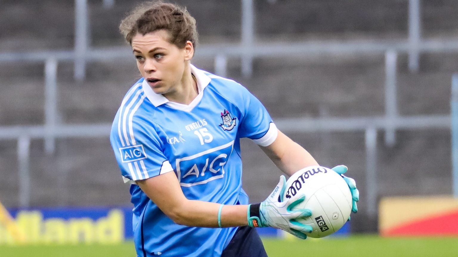 DUBLIN'S NOELLE HEALY NOMINATED FOR THE 2017 RTÉ SPORTSPERSON OF THE YEAR AWARD