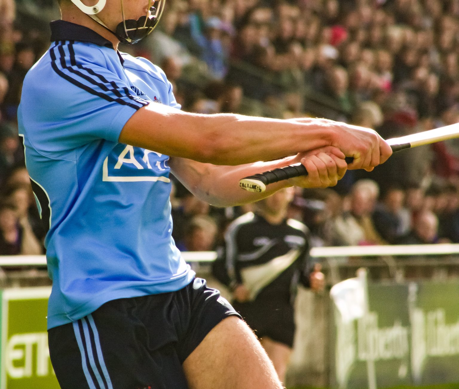 JOHNNY McCAFFREY AND PETER KELLY BACK IN THE DUBLIN HURLING FOLD