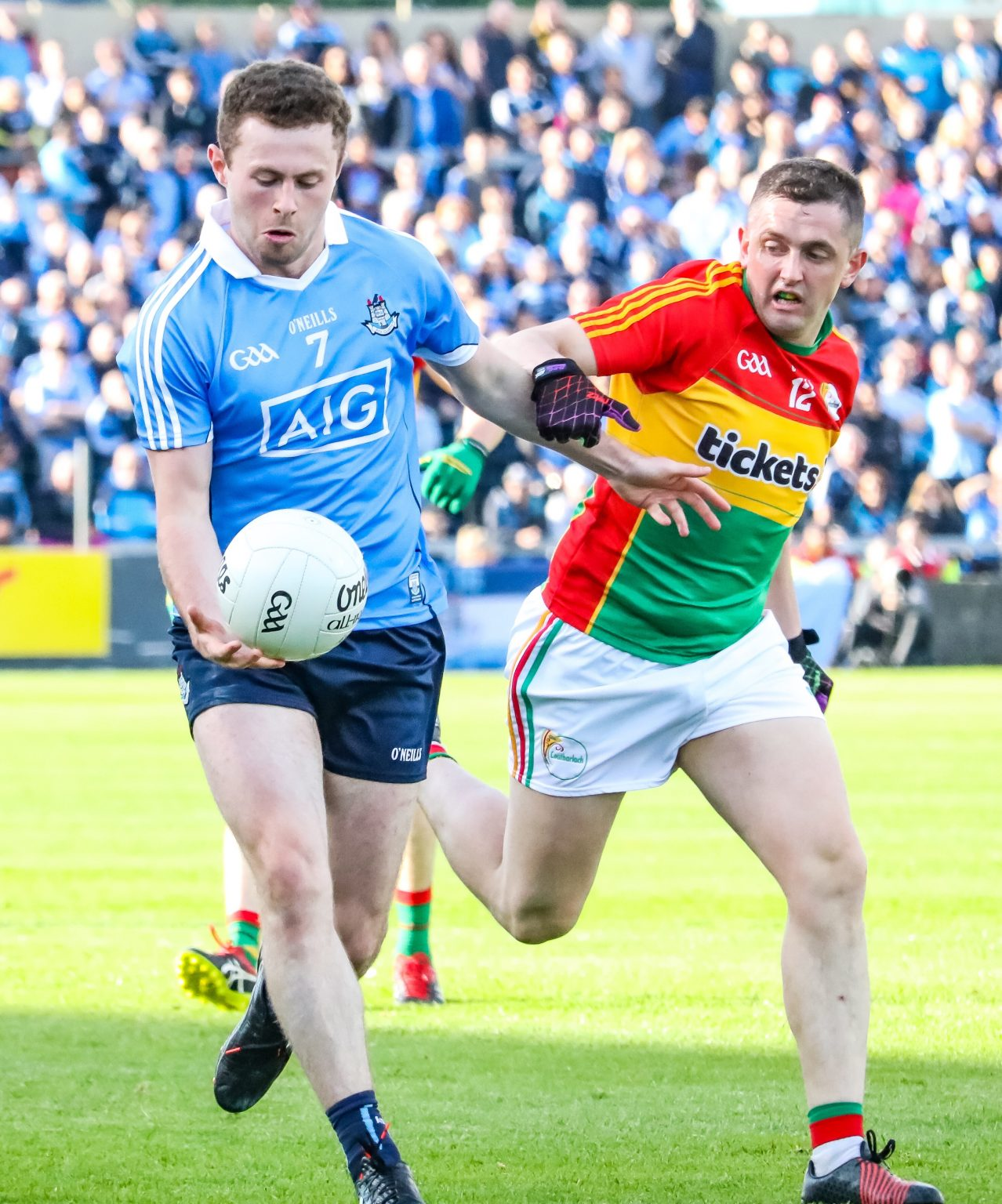 Photo of Dublin's Jack McCaffrey In Action Against Carlow In The 2017 Leinster Championship