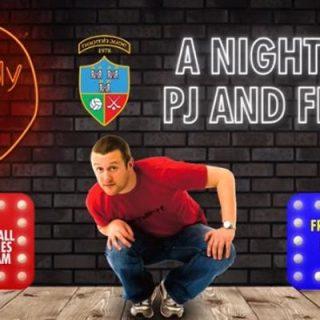 PJ Gallagher Comedy Night