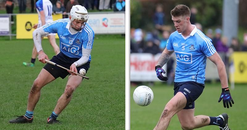 Shane Carthy and Fionn O'Rian Broin