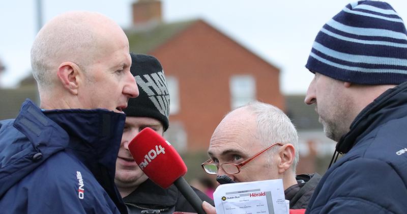 Paul Clarke - O'Byrne Cup
