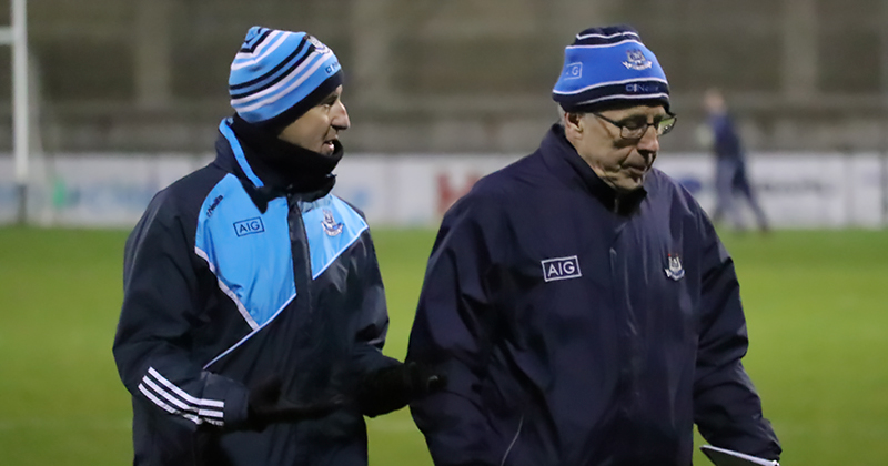 TO BE ASKED BY JIM GAVIN TO DO IT, IT'S THE PINNACLE FOR ME – CLARKE