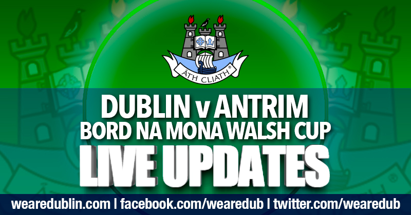 WALSH CUP ROUND 3 – LIVE UPDATES