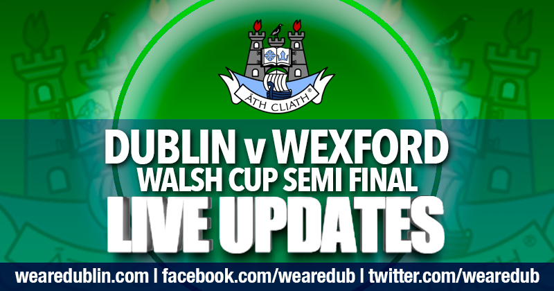 Walsh Cup Live Updates