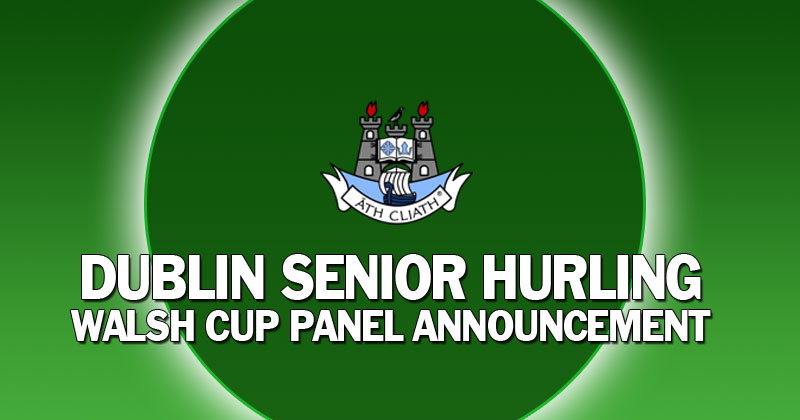 GILROY NAMES STARTING SELECTION FOR WALSH CUP SEMI FINAL