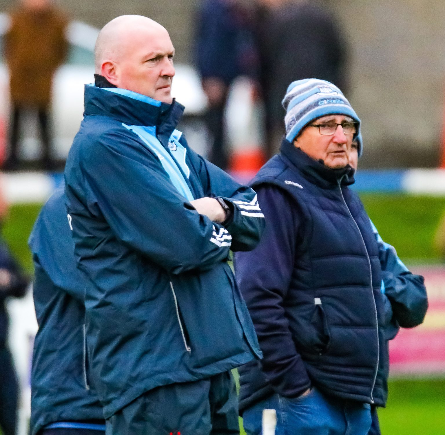 Dublin Senior Hurling Manager Pat Gilroy