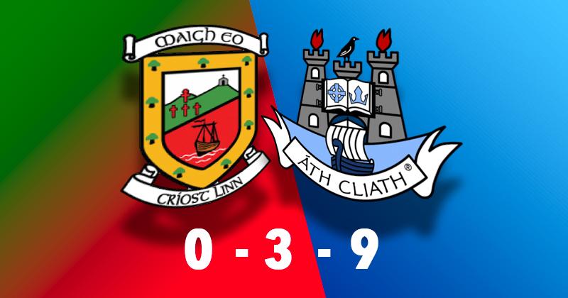 Dublin unbeaten under Gavin