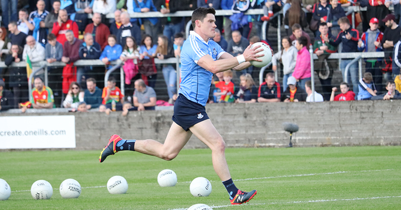 ​CONNOLLY COULD FEATURE IN DUBLIN'S NEXT LEAGUE FIXTURE
