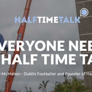Philly McMahon HalfTimeTalk