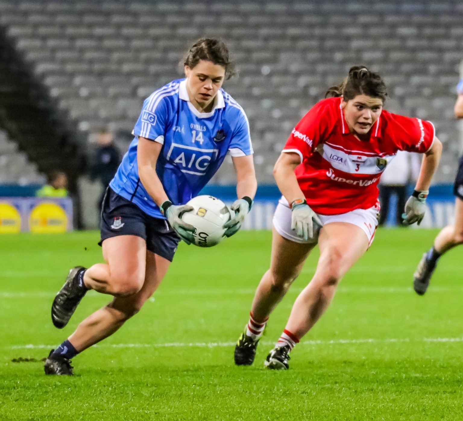 HEALY INSPIRED DUBLIN HOLD ON TO CLAIM FIRST VICTORY OVER CORK IN CROKE PARK
