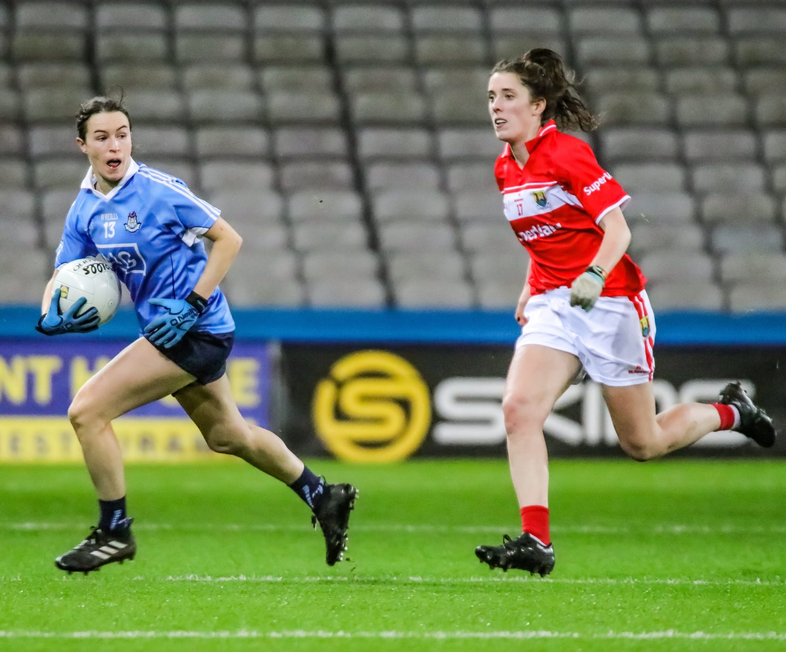LIDL NFL ROUND-UP: THIRD STRAIGHT WIN FOR DUBLIN AND MAYO PIP GALWAY