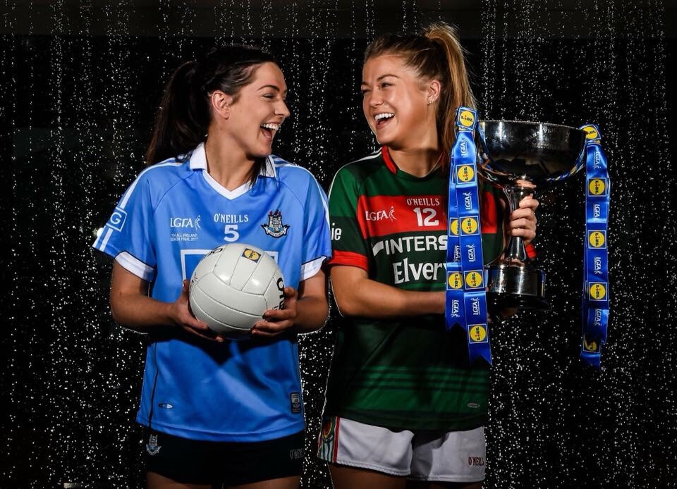 The Dublin Ladies Footballers Head To Castlebar To Face Mayo In The Fourth Round Of The Lidl Ladies National Football League