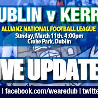 Dublin v Kerry Allianz League