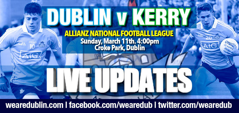 Dublin v Kerry Allianz League