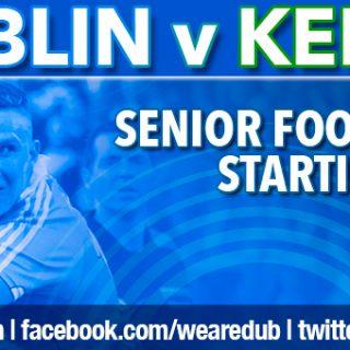Dublin Team announcement