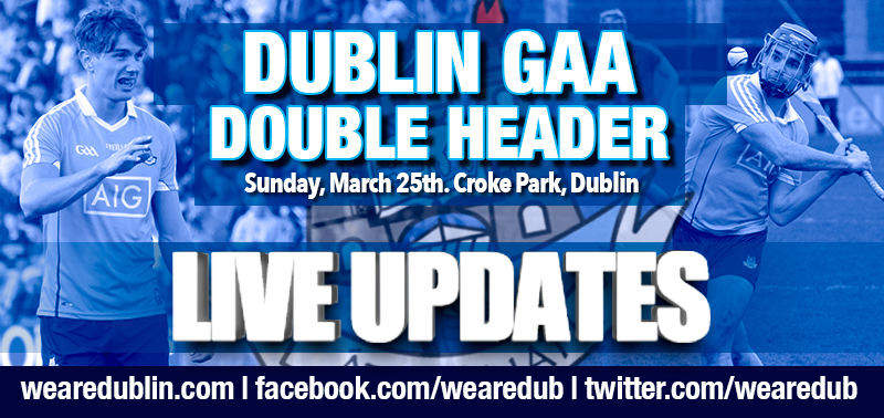 Allianz Dublin Double Header