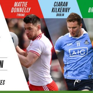 Ciaran Kilkenny Footballer Of The Week