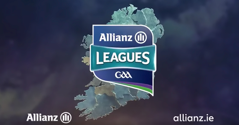 DUBLIN v KERRY – ALLIANZ LEAGUE HIGHLIGHTS