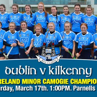 Dublin Minor Camogie