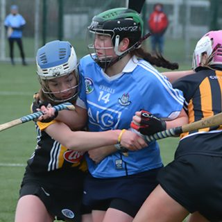 Dublin Minor Camogie defeat Kilkenny
