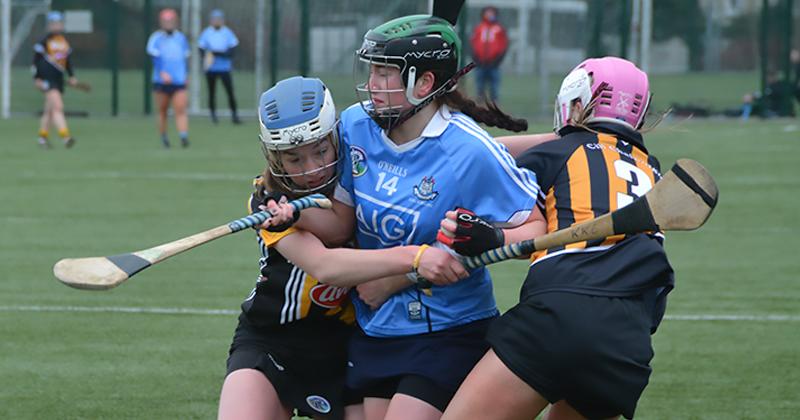 Dublin Minor Camogie defeat Kilkenny