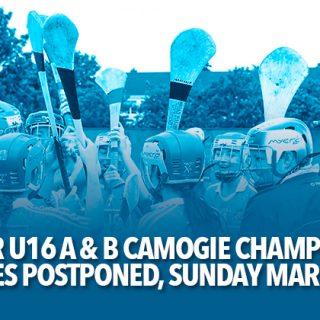 Leinster U16 Camogie Camogie Championship