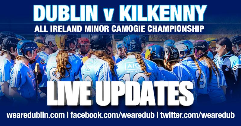 All Ireland Minor Camogie Live Updates