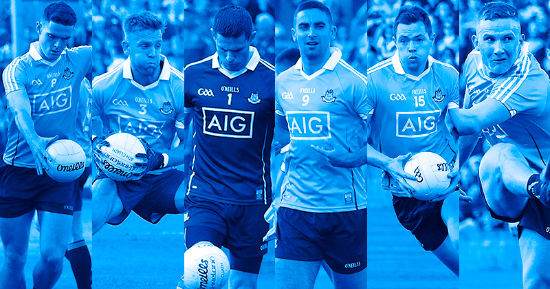 This Year's Cornerstone Players In The Jim Gavin Ranks